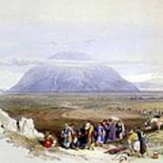 Mount Tabor Art Print