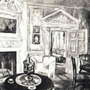 Mount Vernon Original Art Print