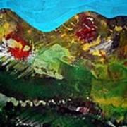 Mountain 130125-1 Art Print