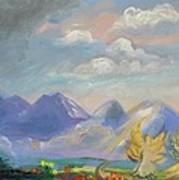 Mountain Dream Art Print