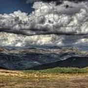Mountain Panorama Art Print