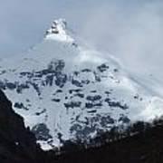 Mountain Peak Art Print