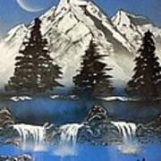 Mountain Splendor Art Print