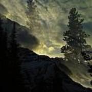 Mountains Dreams Art Print