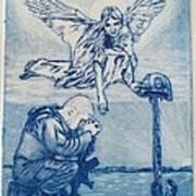 Mourning's Light II Art Print