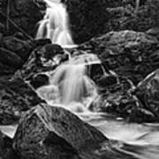 Mouse Creek Falls Art Print