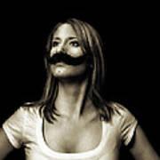 Movember Fourth Art Print