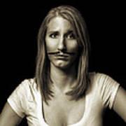 Movember Twentyseventh Art Print