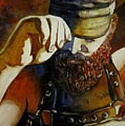 Mr. Leather-personnality Art Print