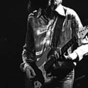 Mick In 1977 Art Print