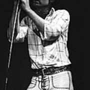 Bad Company Live In 1977 Art Print
