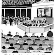 Mr. Speaker Art Print