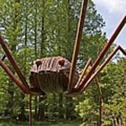 Mr. Spider Art Print