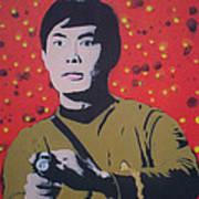 Mr Sulu Art Print