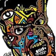 Mr.khem Art Print