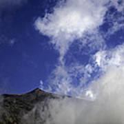 Mt. Etna  Art Print