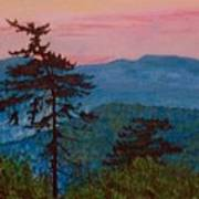 Mt. Greylock Art Print
