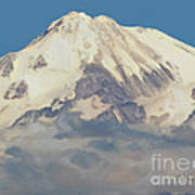 Mt. Shasta Summit Art Print