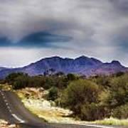 Mt Sonder Central Australia V2 Art Print