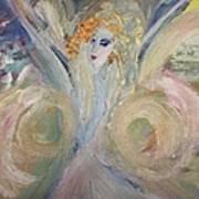 Much Magic Fairy Art Print