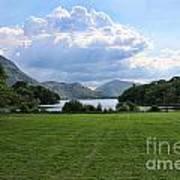 Muckross Lake 7633 Art Print