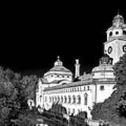 Mueller'sches Volksbad - Munich Germany Art Print