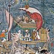 Mughal - Noah's Ark Art Print