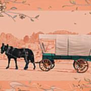 Mule Days - Westmoreland Tn  9-28-13  2 Art Print