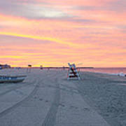 Multi Color Skies - Cape May New Jersey Art Print
