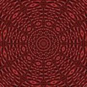 Multiplicity Mandala 16x9 Art Print