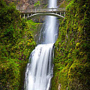 Multnomah Panorama Art Print