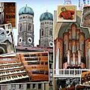 Munich Liebfrau Art Print