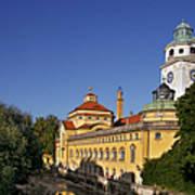 Munich - Mueller'sches Volksbad - Au-haidhausen Art Print