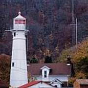 Munising Front Range Lighthouse Art Print