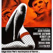 Murders In The Rue Morgue, Herbert Lom Art Print