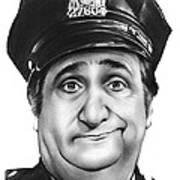 Murray The Cop Art Print