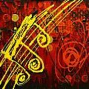 Music 2 Art Print