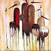 Music 740 - Marucii Art Print