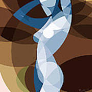 Music Of The Spheres #9 Art Print