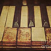 Musical Fingerprints Art Print