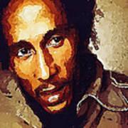 Rastafari Art Print
