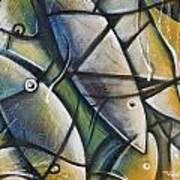 Muted Fish Art Print
