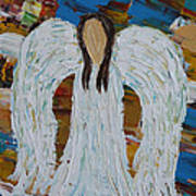 My Angel Art Print