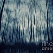 My Dark Forest Art Print