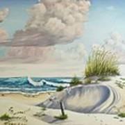 My Favorite Beach II Art Print