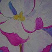 My Flower Art Print by Yvette Pichette