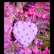 My Heart Pains Me To Be Without You 3 Art Print