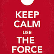 My Keep Calm Star Wars - Rebel Alliance-poster Art Print