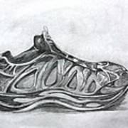 My Left Foot Art Print