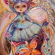 My Little Fairy Malvina Art Print